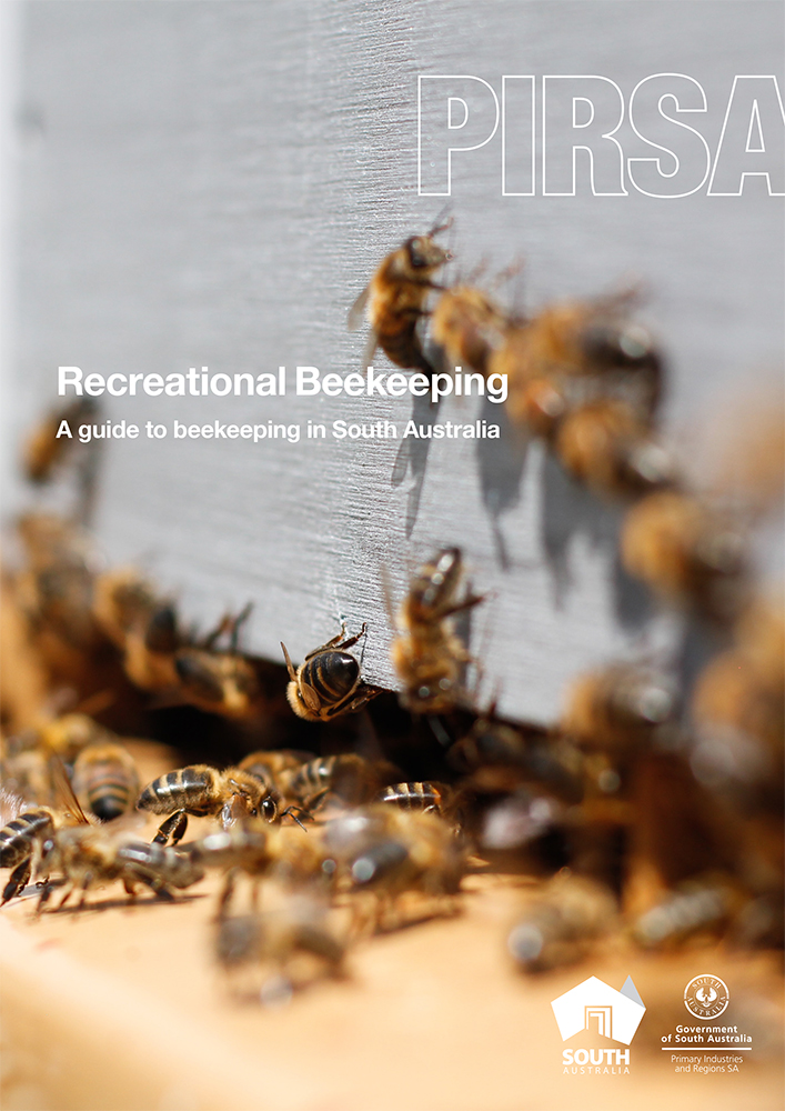 Read more about the article PIRSA Recreational Beekeeping