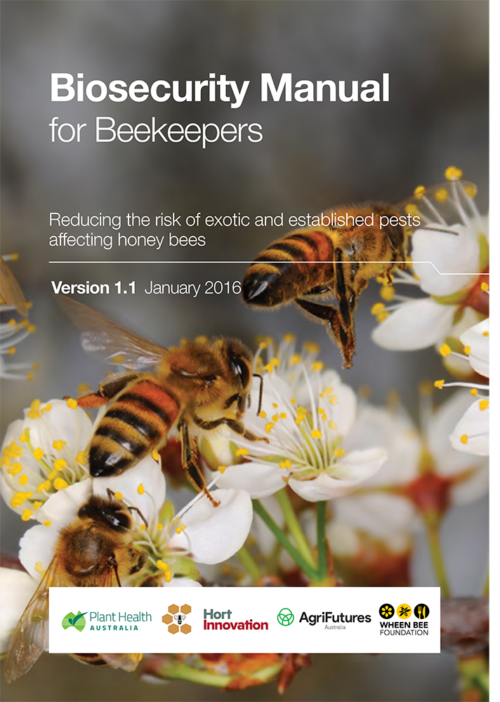 Read more about the article Biosecurity Manual for Beekeepers