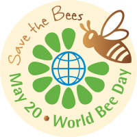 world_bee_day_logo